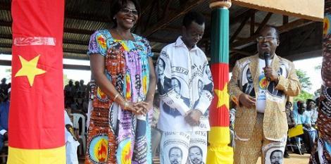 Nyakokombo : plébiscite assuré
